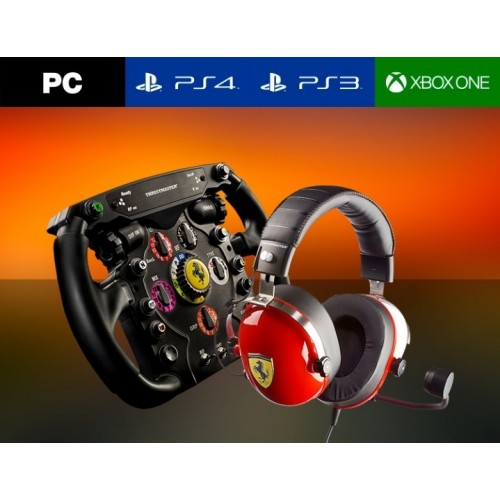 Scuderia Ferrari Race Kit для PS3, PS4, Xbox One, PC