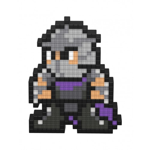 Светящаяся фигурка Pixel Pals: Teenage Mutant Ninja Turtles: Shredder
