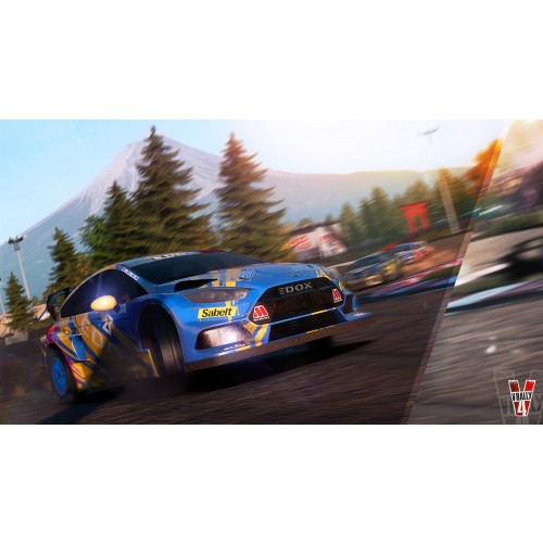 V-Rally 4 - Ultimate Еdition (PC Box) (PC)