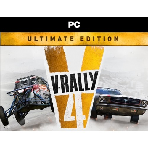 V-Rally 4 – Ultimate Еdition (PC Box) (PC)