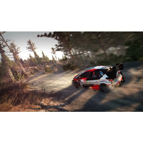 WRC 8 Collector Edition (Nintendo Switch)