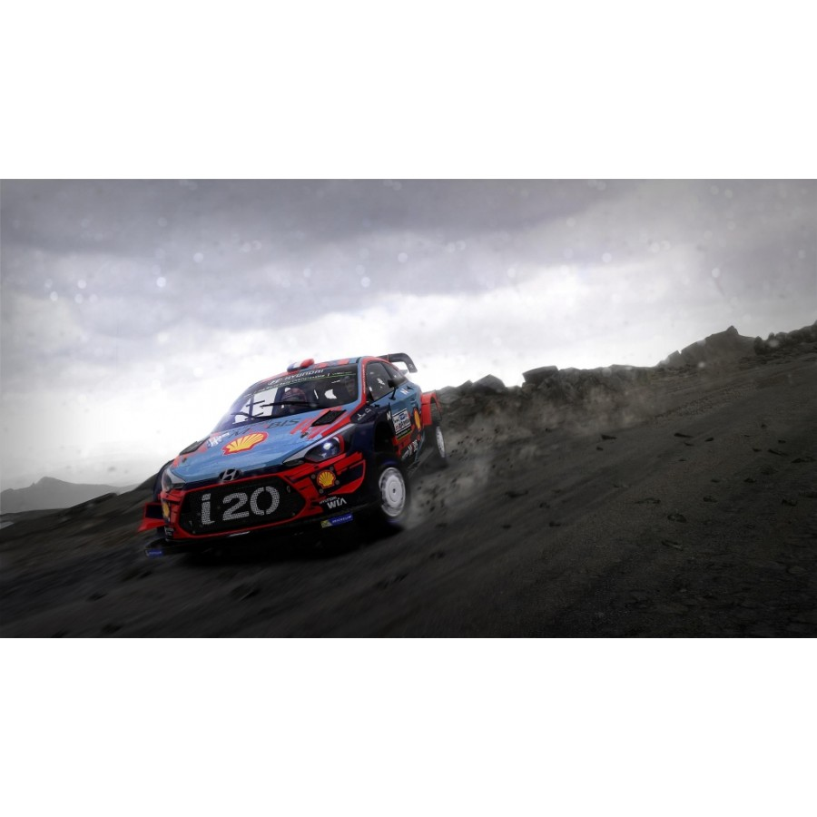 WRC 8 Collector Edition (Xbox One)