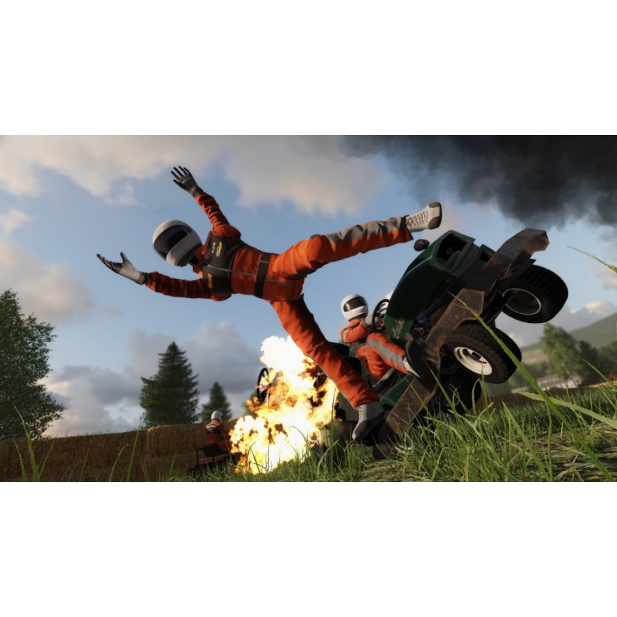 Wreckfest Deluxe Edition (Xbox One)