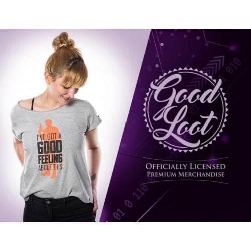 Женская футболка Star Wars Good Feeling (Размер L)