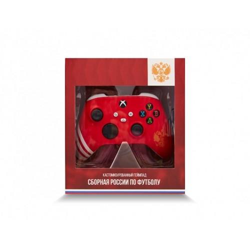 Кастомизированный беспроводной контроллер Xbox series S/X   «Сборная России»