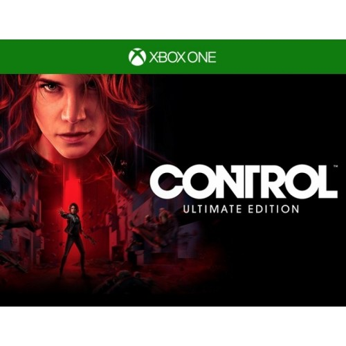 Control Ultimate Edition (Xbox One)