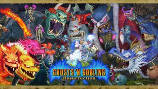 ghosts n goblins resurrection ventures to playstation 4 xbox one and pc cf7be1a - Ghosts 'N Goblins Resurrection выходит на PlayStation 4, Xbox One и ПК