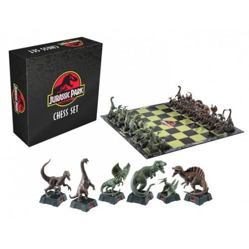 Шахматы Парк юрского периода