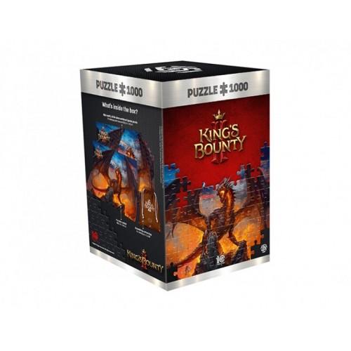 Пазл Kings Bounty II Dragon - 1000 элементов
