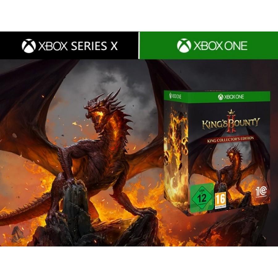 Kings Bounty II Королевское коллекционное издание (Xbox One / Xbox Series X)