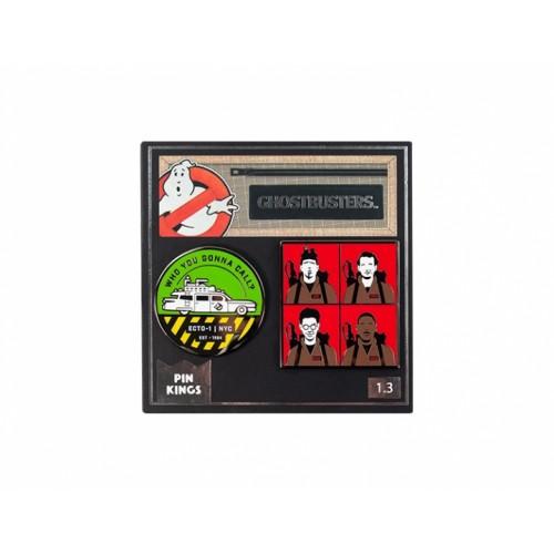 Значок Pin Kings Охотники за привидениями 1.3  (набор из 2 шт.)