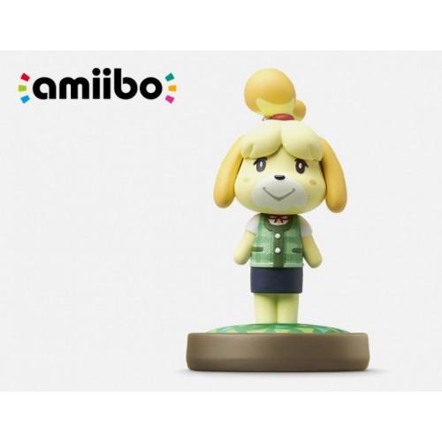 Фигурка amiibo Изабель (Летняя одежда) (коллекция Animal Crossing)