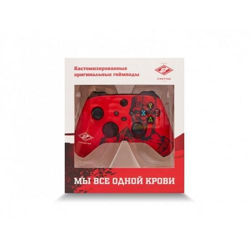 Кастомизированный беспроводной контроллер Xbox series S/X   Спартак «Гладиатор»