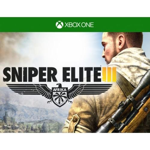 Sniper Elite 3 (Xbox One) в подарок