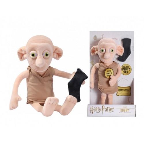 Мягкая игрушка Гарри Поттер Эльф Добби (со звуком)