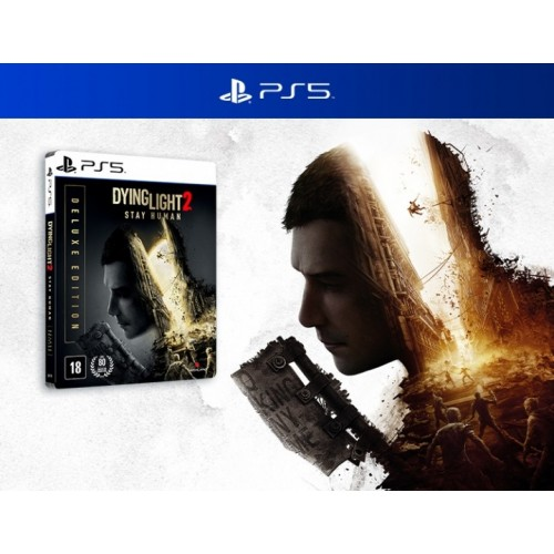 Dying Light 2 Stay Human Deluxe Edition (PS5)