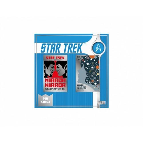 Значок Pin Kings Star Trek 1.1 (набор из 2 шт.)