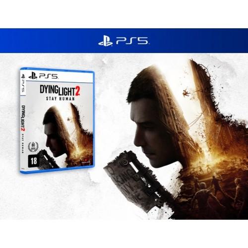 Dying Light 2 Stay Human Стандартное издание (PS5)