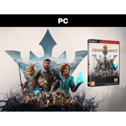 Kings Bounty II (Издание первого дня) (PC BOX) (PC)