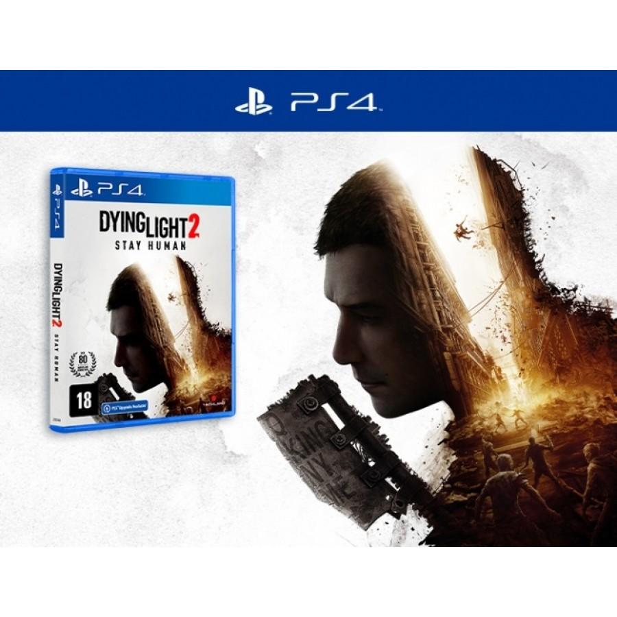 Dying Light 2 Stay Human Стандартное издание (PS4)