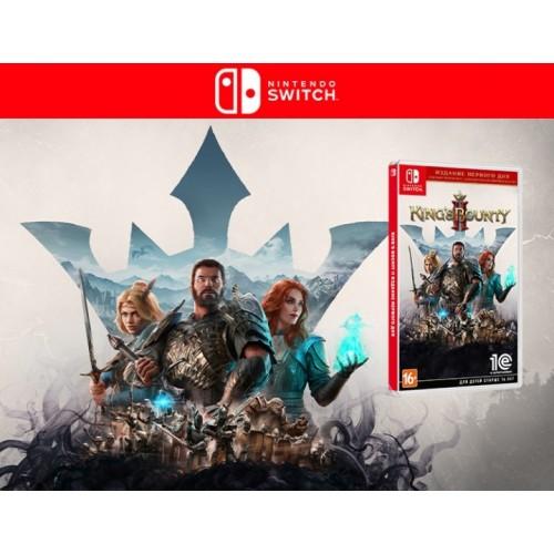 Kings Bounty II (Издание первого дня) (Nintendo Switch)