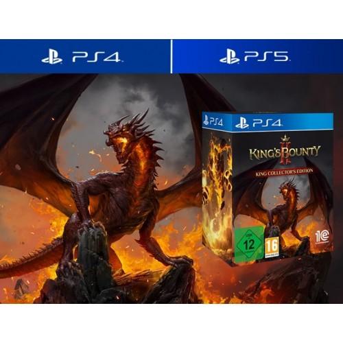 Kings Bounty II Королевское коллекционное издание (PS4 / PS5)