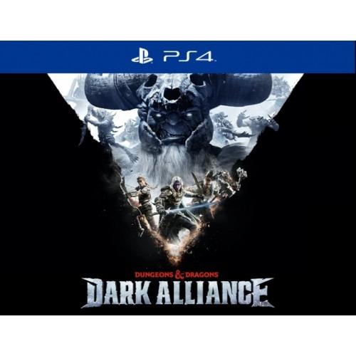 Dungeons & Dragons Dark Alliance (PS4)