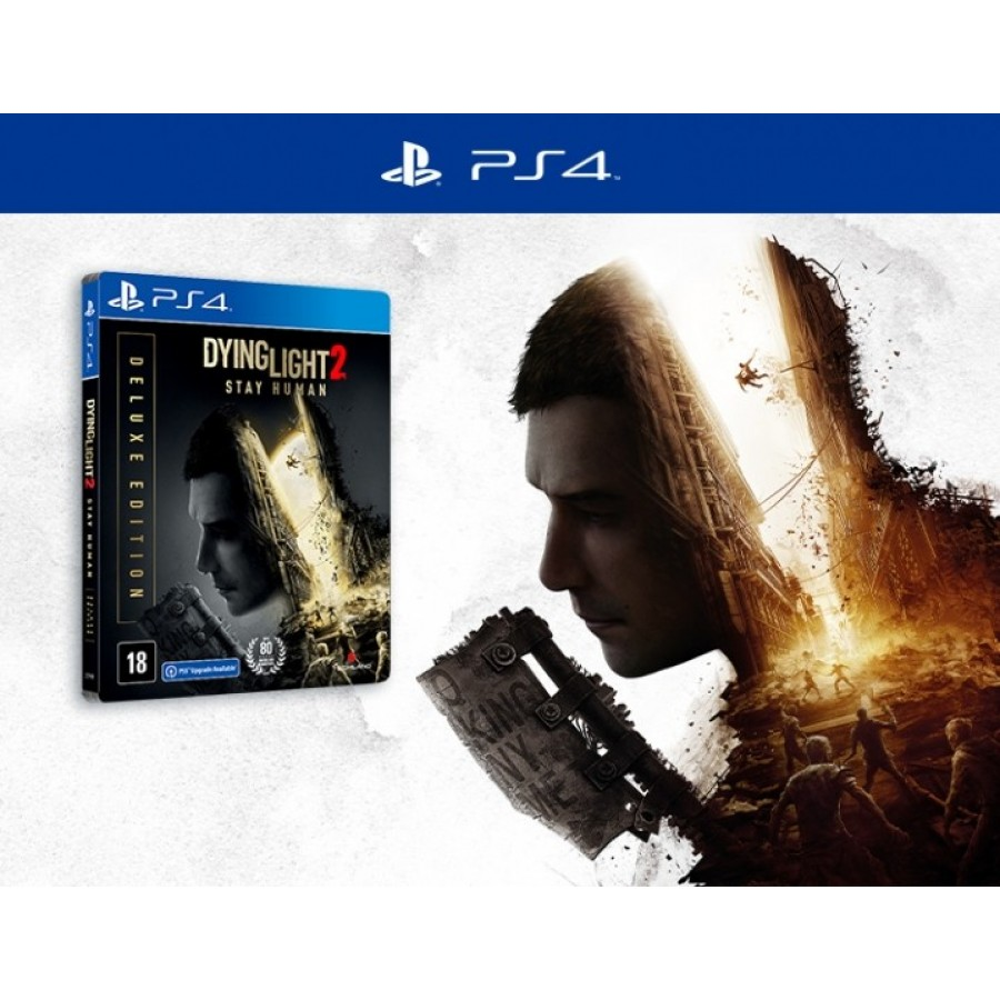 Dying Light 2 Stay Human Deluxe Edition (PS4)
