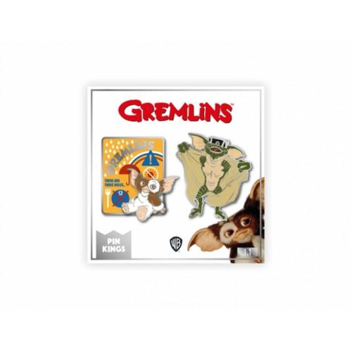 Значок Pin Kings Гремлины 1.1 (набор из 2 шт.)