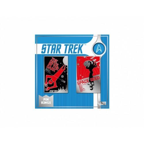 Значок Pin Kings Star Trek 1.2 (набор из 2 шт.)