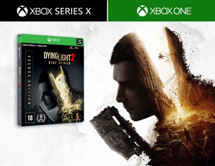Dying Light 2 Stay Human Deluxe Edition (Xbox One / Xbox Series X)