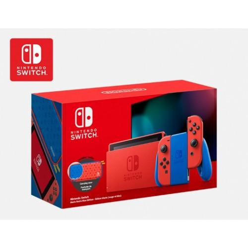 Nintendo Switch (Особое издание Марио)