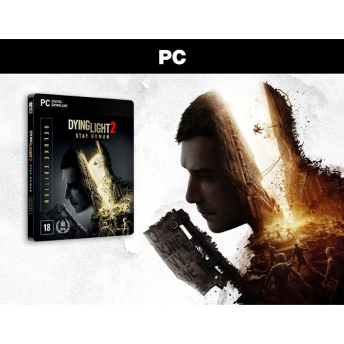 Dying Light 2 Stay Human Deluxe Edition (PC BOX) (PC)