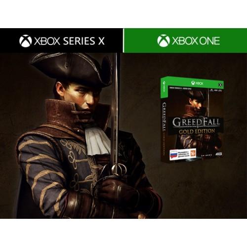 GreedFall - Gold Edition (Xbox One / Xbox Series X)