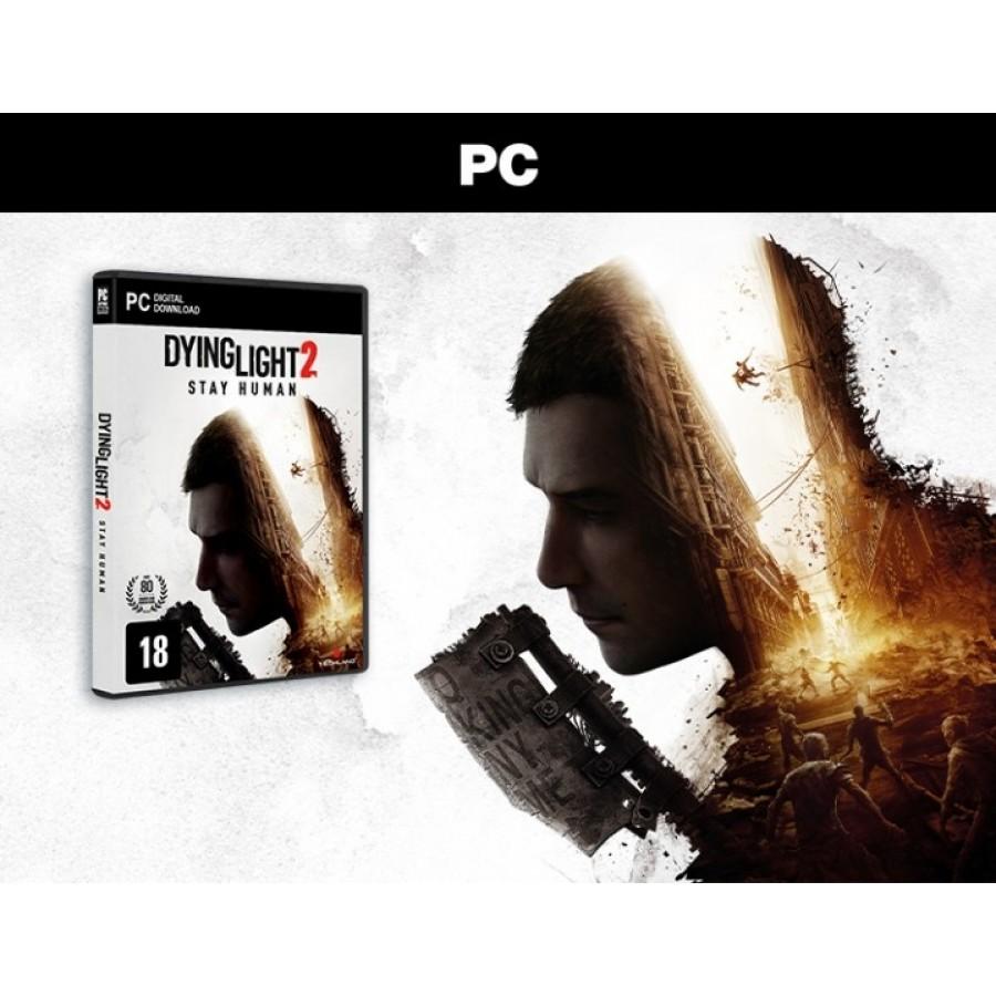 Dying Light 2 Stay Human Стандартное издание (PC BOX) (PC)