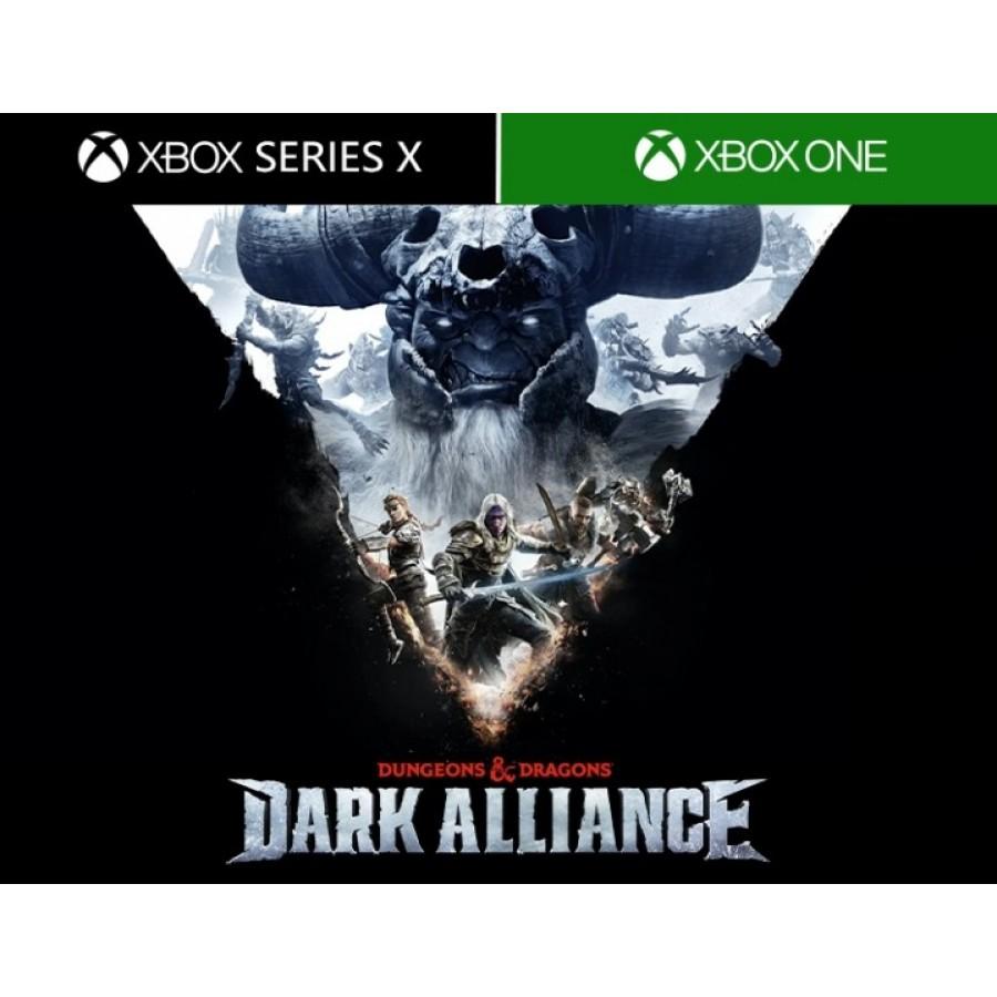 Dungeons & Dragons Dark Alliance (Xbox One)