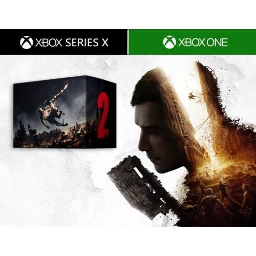 Dying Light 2 Stay Human Коллекционное издание (Xbox One / Xbox Series X)