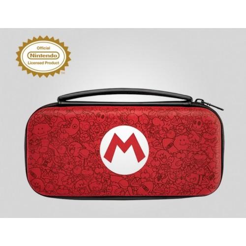 Дорожный чехол Nintendo Switch Deluxe Mario Remix Edition