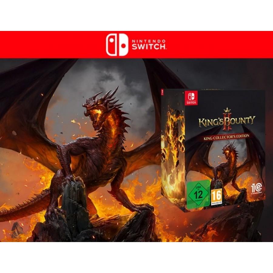 Kings Bounty II Королевское коллекционное издание (Nintendo Switch)