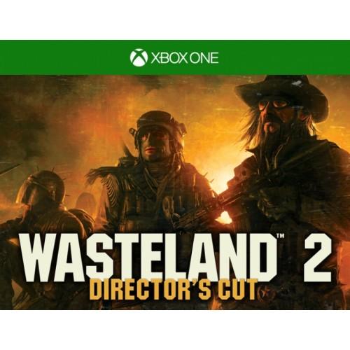 Wasteland 2: Directors Cut (Xbox One) в подарок