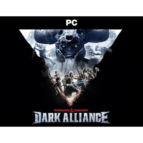 Dungeons & Dragons Dark Alliance (PC BOX) (PC)