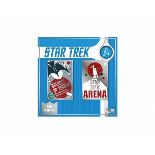 Значок Pin Kings Star Trek 1.3 (набор из 2 шт.)