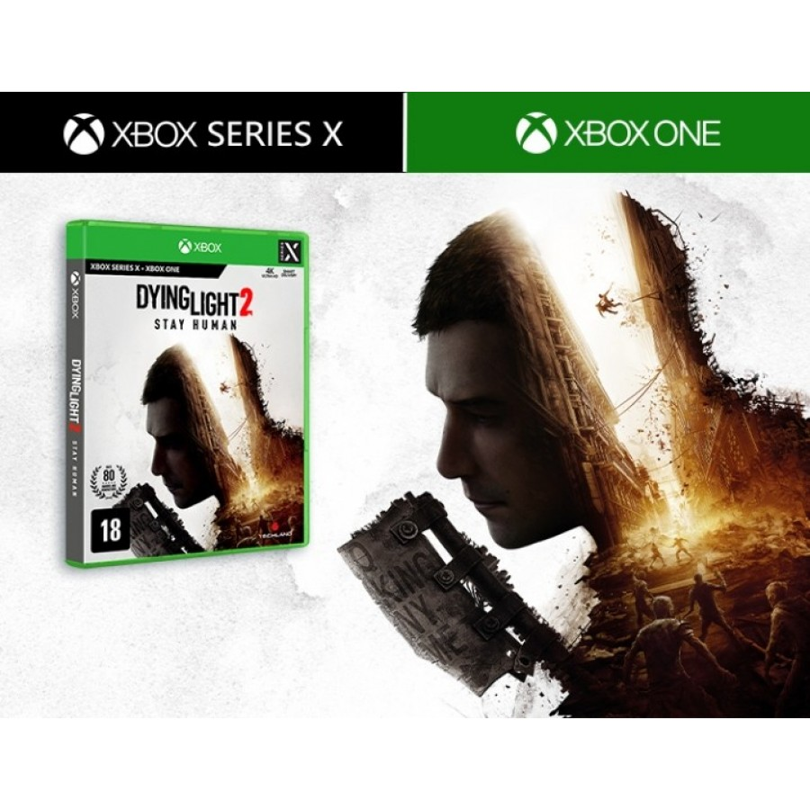 Dying Light 2 Stay Human Стандартное издание (Xbox One / Xbox Series X)