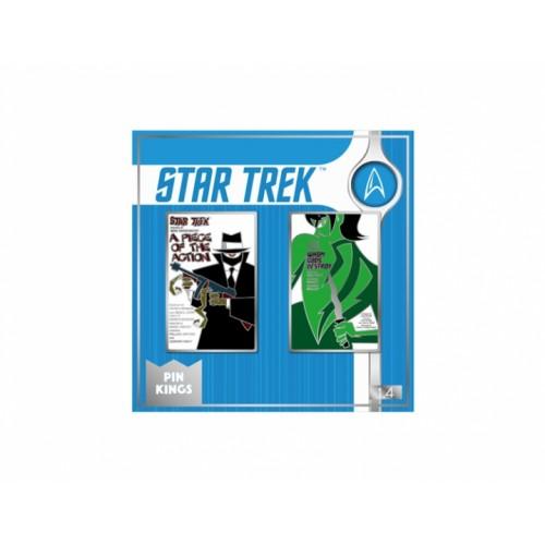 Значок Pin Kings Star Trek 1.4 (набор из 2 шт.)