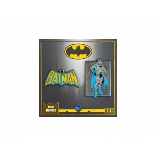 Значок Pin Kings DC Бэтмен 1.1 (набор из 2 шт.)