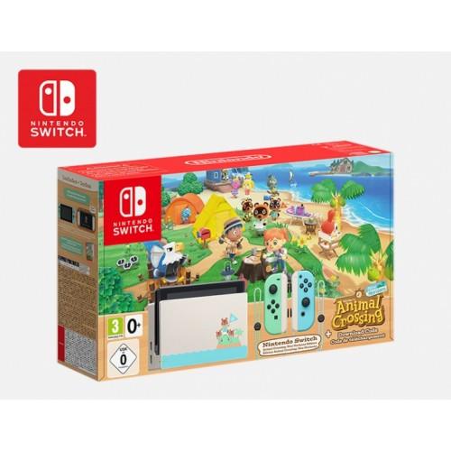 Nintendo Switch (Издание Animal Crossing New Horizons)