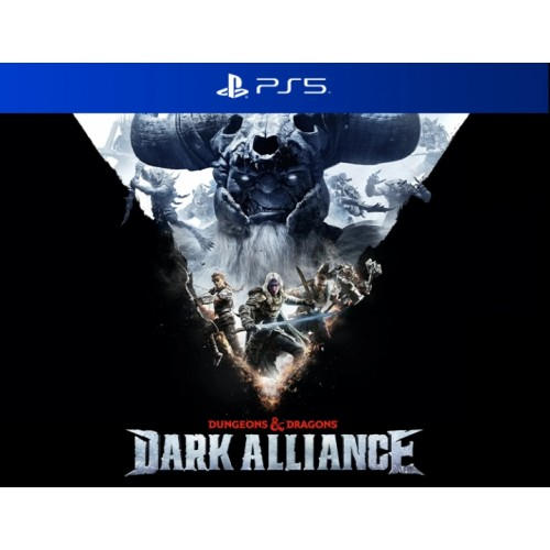 Dungeons & Dragons: Dark Alliance Издание первого дня (PS5)