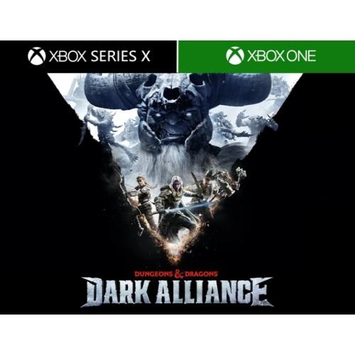 Dungeons & Dragons Dark Alliance Издание первого дня (Xbox One / Series X)