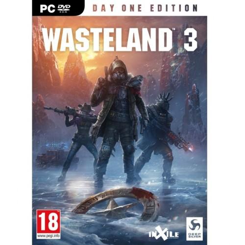 Wasteland 3 Издание первого дня - DVD-box